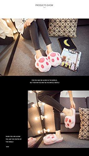 Eer35 Pantofole Morbide Pantofole Pantofole Morbide Pantofole Pantofole Morbide Pantofole In Cotone Eu35-40 Rosa