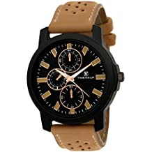Timewear Formal Collection Analog Black Dial Watch For Men 157Bdtg