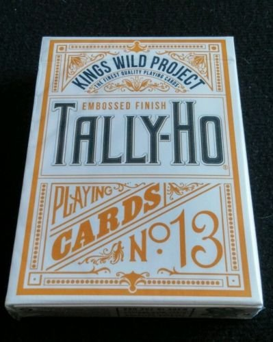 kings-wild-project-limited-edition-tally-ho-playing-cards-rare-jackson-robinson-by-uspcc