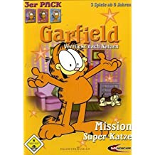 Garfield - Verrückt nach Katzen 3er Pack
