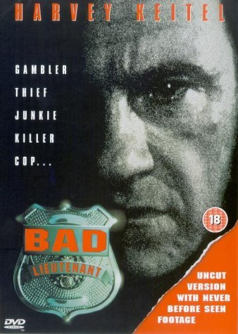 Bad Lieutenant [DVD] [1993] by Harvey Keitel