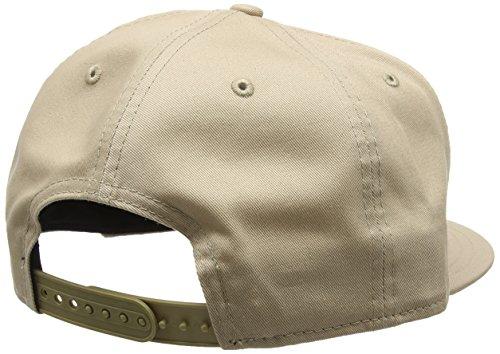 New Era Herren Baseball Cap League Essential 9fifty Los Angeles Dodgers Beige (Camel)