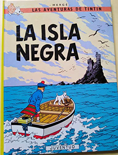 Isla Negra, La Herge-Tintin Cartone I Azeta. (Distrib.)