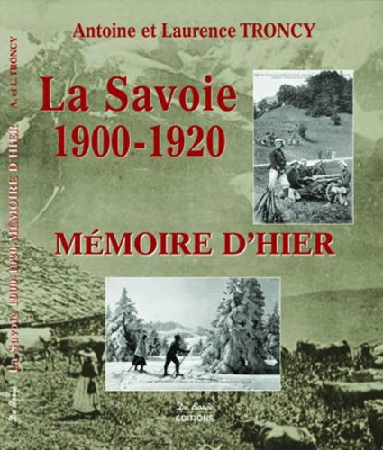 La Savoie 1900-1920