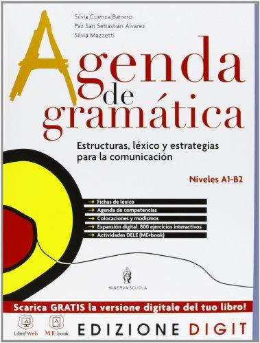 Agenda de gramtica - Volume unico. Con Me book e Contenuti Digitali Integrativi online