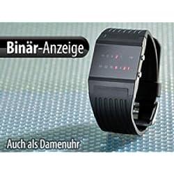 St. Leonhard, Binary Watch 'Future Line', for Men
