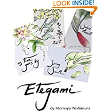 Etegami: drawing with a little message (Japanese culture Book 13)