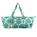 Yoga Mad Unisex's Deluxe Prop Large Yoga Bag, Green, 83 x 20 x 30 cm