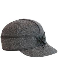 e657a9573d91e Stormy Kromer Original Wool Cap Charcoal (7 3 8)