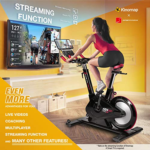 Sportstech Elite Indoor Cycle Bike