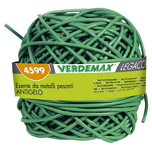 Verdemax 4599 2 mm x 50 m Environmentally Friendly PVC Cable Coil for Tying