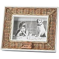 Riviera Maison - Rustic Rattan - Fotorahmen Bilderrahmen Rahmen - 18 x 13 cm