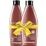 Redken Smooth Lock Shampoo & Conditioner Set Smooth Lock Shampoo 300 ml + Conditioner 250 ml