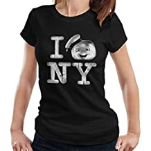Ghostbusters I Love NY Women's T-Shirt