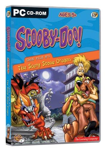 Scooby Doo The Scary Stone Dragon