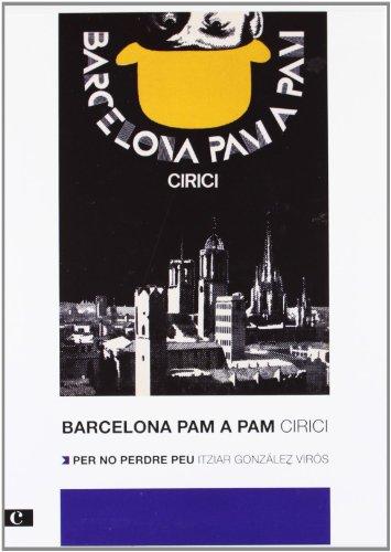 Barcelona pam a pam. Edició 2012