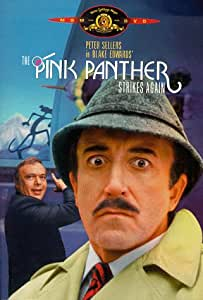 Pink Panther Strikes Again [DVD] [1976] [Region 1] [US Import] [NTSC]
