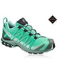 Amazon.it  Verde - Scarpe da Trail Running   Scarpe da corsa  Scarpe ... a1869b2650a