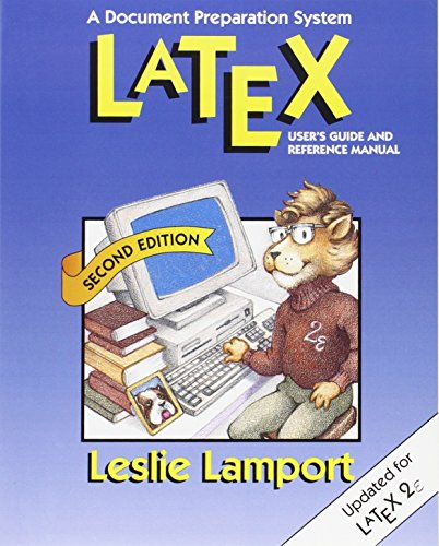 latex-a-document-preparation-system-users-guide-and-reference-manual-addison-wesley-series-on-tools-