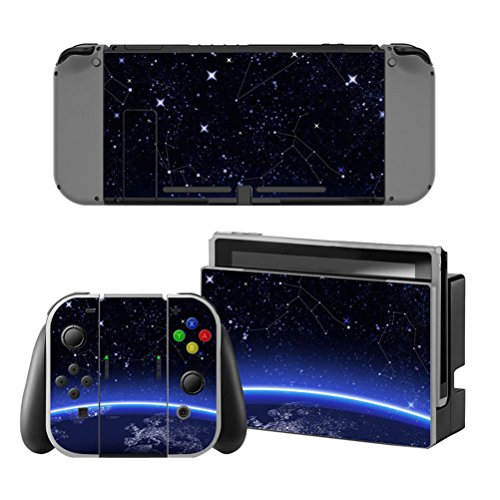 Zhhlaixing Skin Sticker Vinyl Decal Case para Nintend Switch Game Accessories ZY0032 51PKSEERObL