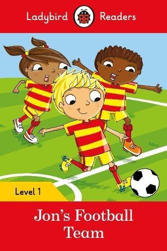 JON'S FOOTBALL TEAM (LB) (Ladybird) por Team Ladybird Readers