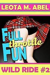 Full Throttle Fun (Wild Ride Book 2) (English Edition)