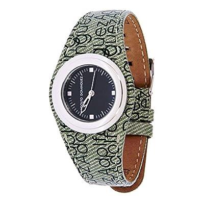Adolfo Dominguez Watches 69187 - Reloj de Señora cuarzo correa piel Verde de Adolfo Dominguez Watches
