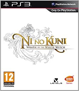 Ni No Kuni: Wrath of the White Witch (Sony PS3) [Import UK]