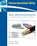 Basic Marketing Research: Using Microsoft Excel Data Analysis