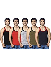 Lux Cozi Men's Cotton Vest
