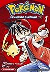 Pokémon la grande aventure Nouvelle édition Tome 1