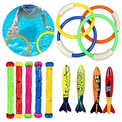 Lykke.. Tauchstock Wasserspielzeuge Sommer Kinder Eltern Kind Erholung Im Freien Interaktion Digitales Kunststoffmaterial Leicht zu Halten