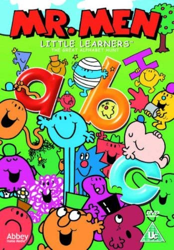 Mr Men - The Great Alphabet Hunt [UK Import]