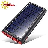 VOOE Solar Powerbank 26800mAh