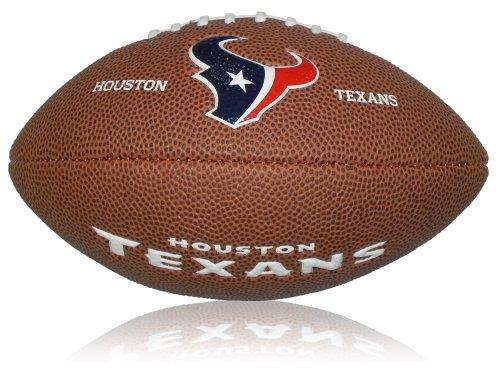 Wilson NFL Mini Houston Texans Logo Football