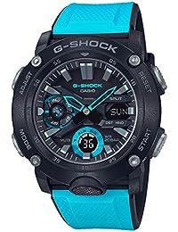 Casio Analog-Digital Black Dial Men's Watch-GA-2000-1A2DR (G942)