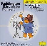 Paddington Bärs erstes Konzert: Die Geschichte von Babar, dem kleinen Elefanten