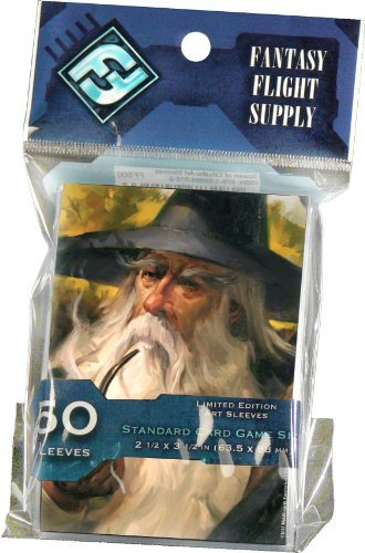 Lord of the Rings Card Sleeves Packs - Nazgul (August 31,2011)