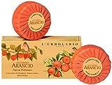 L'Erbolario Accordo Arancio 2 Seifen je (limitierter Edition), 1er Pack (1 x 200 g)