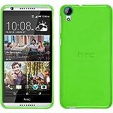 TBOC® Grün Gel TPU Hülle für HTC Desire 820 Ultradünn