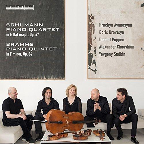 Schumann: Piano Quartet, Op. 47 - Brahms: Piano Quintet, Op. 34