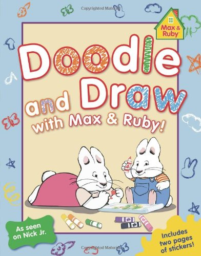 Doodle and Draw with Max and Ruby!