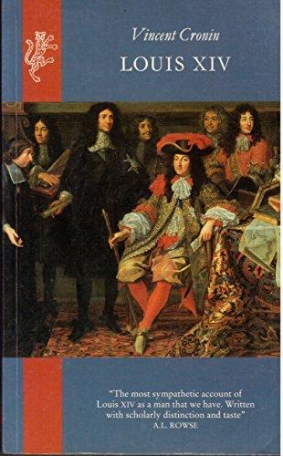 Louis XIV by Vincent Cronin (1996-04-01)
