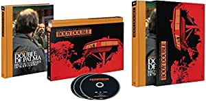 BODY DOUBLE - COFFRET ULTRA COLLECTOR N°1 (1 BD, 2 DVD, 1 livre de 200 pages, inclus 50 photos inedites) (restauration 4K) [Blu-ray] [Édition Coffret Ultra Collector - Blu-ray + DVD + Livre]