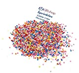 100g Rainbow Multicoloured Sprinkles 100s and 1000s Edible Cake Decorations