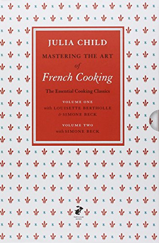 Mastering the Art of French Cooking Volumes 1 & 2 Cover Image