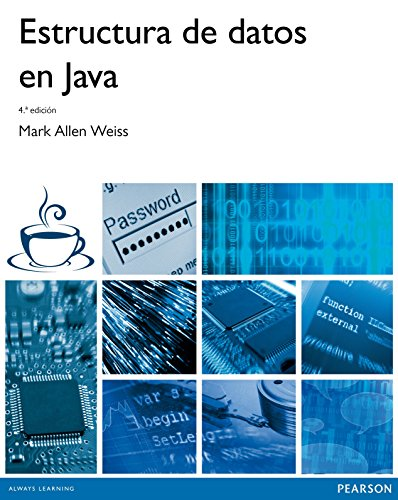 Estructuras de datos en Java por Mark Allen Weiss
