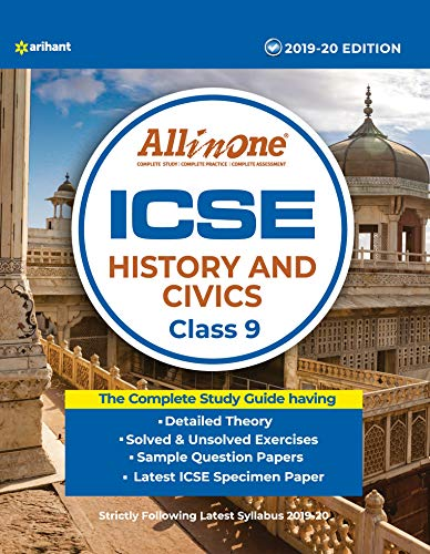 All In One ICSE History and Civics Class 9th
