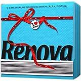Renova Servilletas de papel Red Label Azul - 25 servilletas