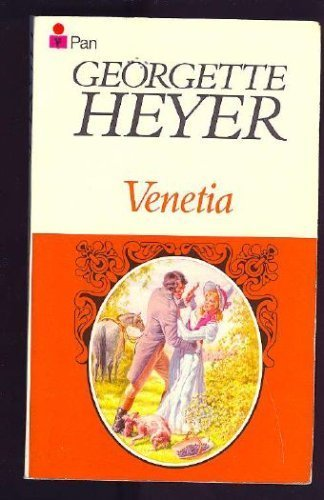 Book cover for Venetia